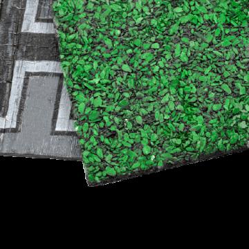 Техноэласт ТКП сланец зеленый